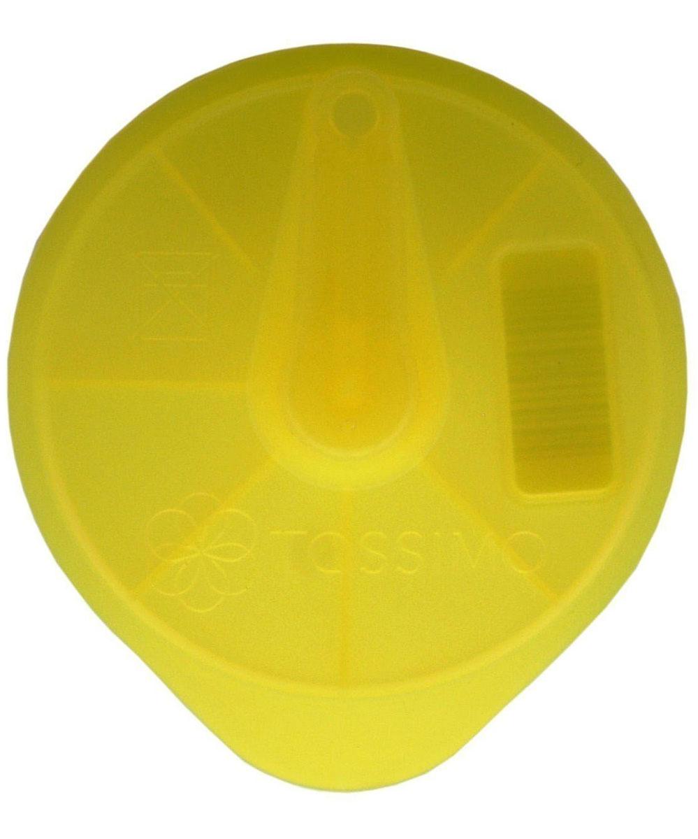 Bosch 576836, Yellow сервисный Т-диск для Tassimo576836Сервисный Т-диск Bosch 576836 необходим для промывки системы прибора при первом включении а также регулярной промывки отделения для заваривания и проведения автоматической программы удаления накипи.