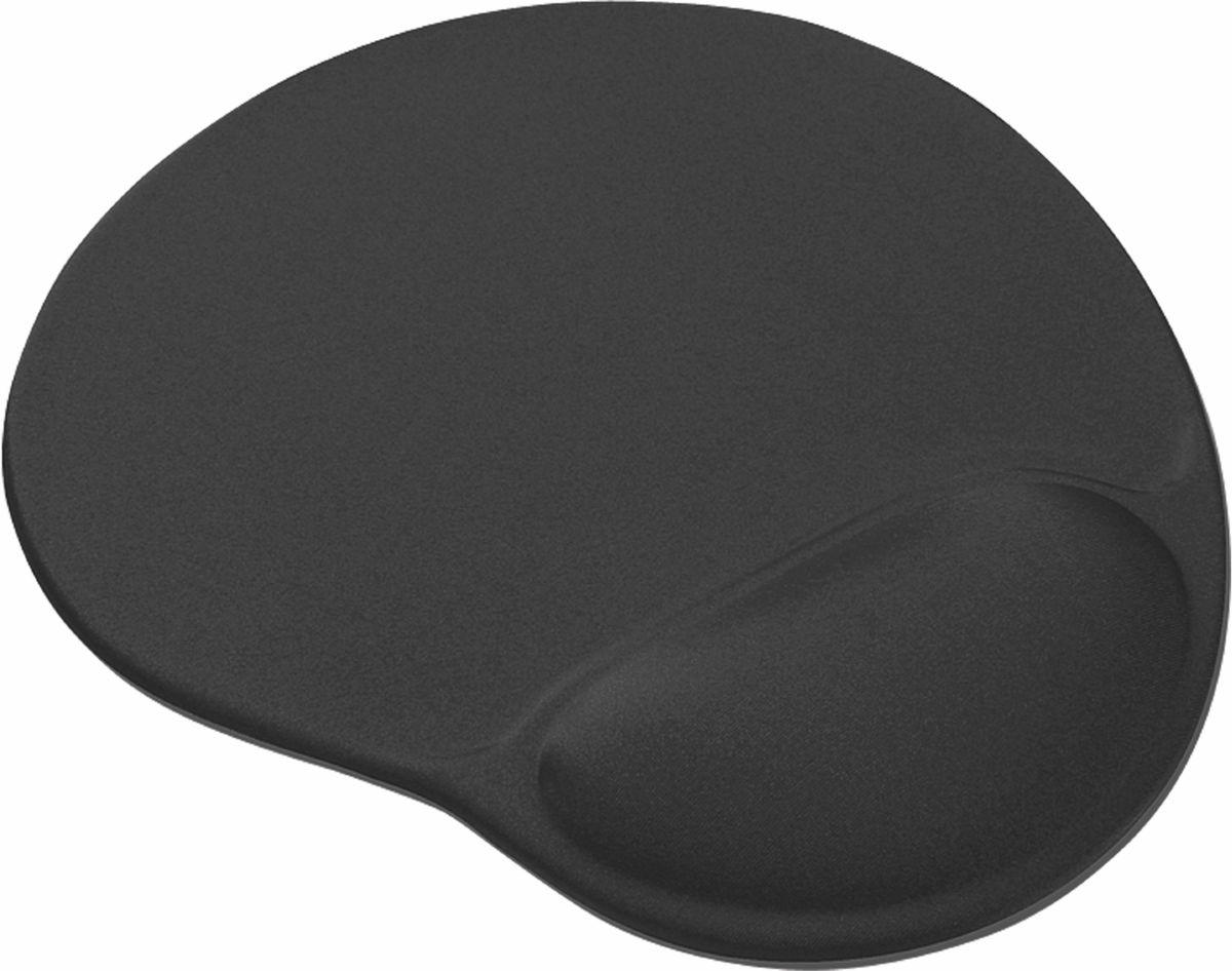 Trust Bigfoot Gel Mouse Pad, Black коврик для мыши