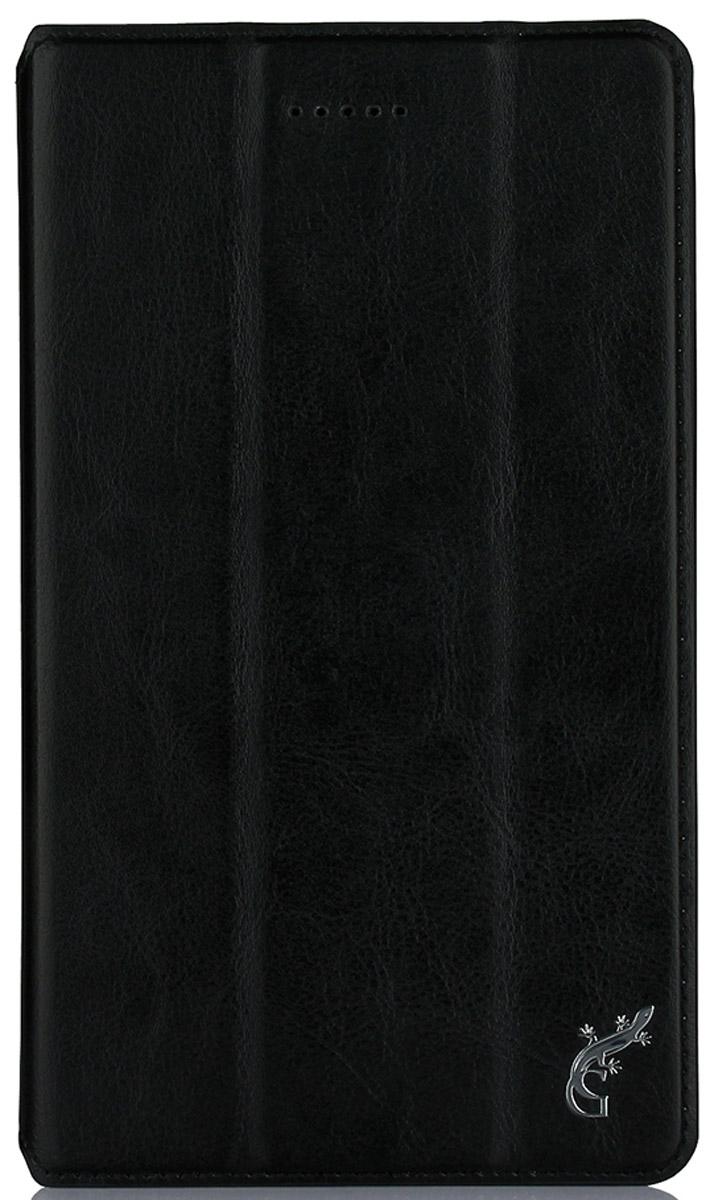 G-Case Executive чехол для Huawei MediaPad T2 7 Pro, BlackGG-746Чехол G-Case Executive для Huawei MediaPad T2 7 Pro предохраняет планшет от падений и ударов во время путешествий. Изделие отлично справляется с защитой дисплея и корпуса от царапин, потертостей, пыли, влаги и грязи благодаря плотному прилеганию, а натуральный высококачественный материал амортизирует силу удара при случайном падении. В конструкции чехла оставлены в свободном доступе все необходимые разъемы, порты, кнопки и клавиши. Для съемки видео и фотографий предусмотрено специальное отверстие для камеры. Тонкая конструкция не увеличивает зрительно размеров планшета. Чехол также выполняет функцию поставки для удобства просмотра фильмов или чтения книг в пути.