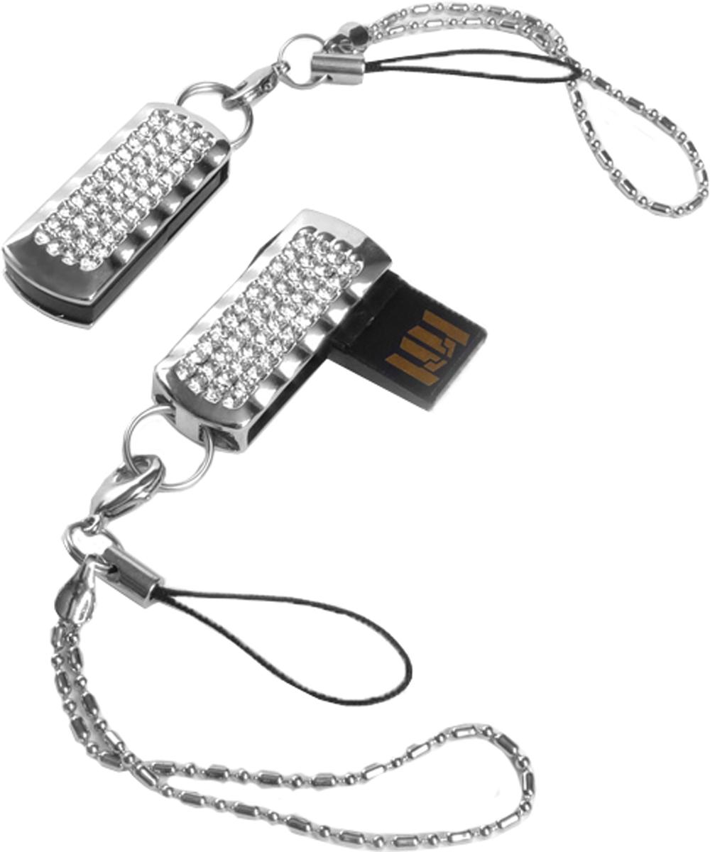 QUMO Ice Crystal 8GB USB-накопитель 6909723189297