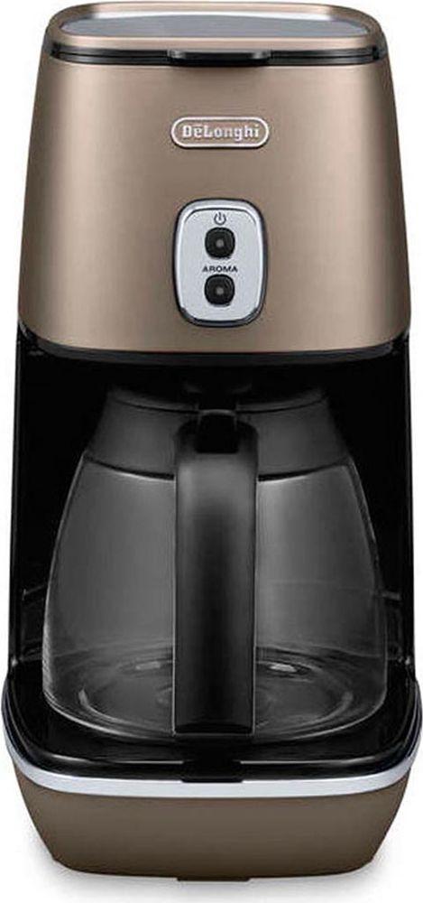 DeLonghi Distinta ICMI211, Bronze кофеварка