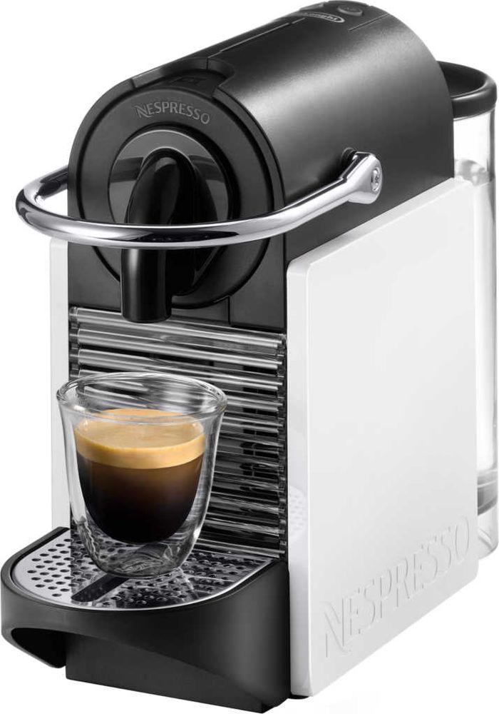 DeLonghi EN 126 Nespresso Pixie Clips кофеварка0132190617Капсульная кофемашина DeLonghi EN 126 Nespresso Pixie Clips отличается простотой и удобством эксплуатации. Быстрый прогрев продолжительностью всего 25 секунд обеспечивает комфорт использования. Функция автоматического отключения гарантирует безопасную работу прибора. Высокий класс энергоэффективности позволяет значительно экономить потребление электроэнергии.