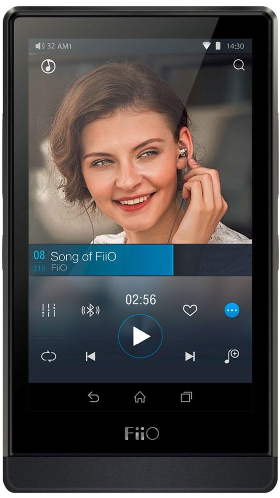 Fiio X7, Titanium Grey Hi-Res плеер без усилителя15118575Fiio X7 - портативный аудиоплеер на базе операционной системы Android, который подарит вам непревзойденное качество звучания.Запатентованная система, в которой объединены портативный плеер и сменный модуль усиления звука для наушников, позволяет устройству быть компактным и конструкционно единым, при этом обеспечивая преимущества использования отдельного усилителя. Эта система позволяет выбрать специализированный модуль и получить желаемый звук (тёплый, нейтральный и т.п.), высокую выходную мощность (например, для полноразмерных наушников) или задействовать нужный порт (балансный и др.).Fiio X7 использует процессор Rockchip RK3188 с четырьмя ядрами Cortex-A9 (каждый на 35% быстрее ядра A7), работающий на частоте 1,4 ГГц. RK3188 изготовлен по техпроцессу 28 нм - на 55% более быстрый и на 60% более энергоэффективный, чем процессоры на 45 нм, что обеспечивает длительную работу с ультранизкой утечкой тока.Плеер использует ЦАП ESS ES9018S. Его восемь выходных каналов могут быть соединены по четыре для получения поразительных 135 дБ для соотношения сигнал/шум и динамического диапазона, в то время как коэффициент искажений составляет всего 120 дБ. Если сравнивать этот ЦАП с ES9018K2M, широко применяемым в гаджетах, можно отметить на 6 дБ больший SNR и динамический диапазон, что достигнуто ценой большего энергопотребления. X7 может себе это позволить, ведь у него великолепная система питания.Данная модель имеет 6 механических кнопок, по 3 кнопки на двух боковых гранях корпуса, расположенные симметрично: громкость (+/-), следующий / предыдущий трек, питание, воспроизведение / пауза. Функции, закреплённые за конкретными кнопками, могут быть переназначены в соответствие с тем, как вам удобнее управлять плеером.Чтобы быть уверенным в лёгкости установки модуля усилителя и, одновременно с этим, в надёжности подключения, важно применять в процессе производства точные машинные технологии. Корпус X7 проходит сложную обработку 