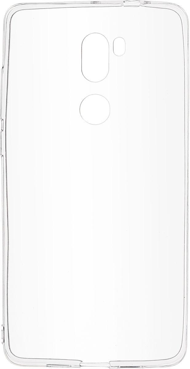 Skinbox Slim Silicone чехол для Xiaomi Mi5S Plus, Clear2000000108056Чехол-накладка Skinbox Slim Silicone для Xiaomi Mi5S Plus надежно защитит ваш смартфон от внешних воздействий, грязи, пыли, брызг. Он также поможет при ударах и падениях, не позволив образоваться на корпусе царапинам и потертостям. Чехол обеспечивает свободный доступ ко всем функциональным кнопкам, разъёмам и камере смартфона.