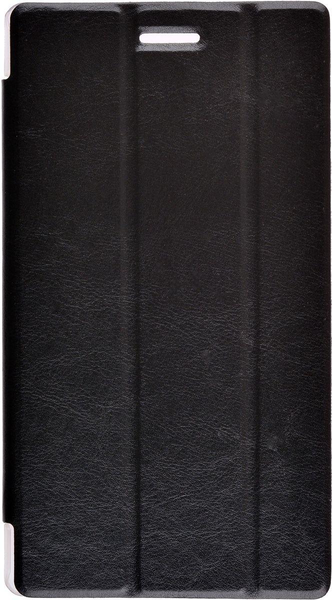 ProShield Slim Case чехол для Lenovo Tab 3 730X, Black2000000099958Чехол ProShield Slim Case для Lenovo Tab 3 730X надежно защищает ваш планшет от внешних воздействий, грязи, пыли, брызг. Он также поможет при ударах и падениях, не позволив образоваться на корпусе царапинам и потертостям. Чехол обеспечивает свободный доступ ко всем разъемам и кнопкам устройства.