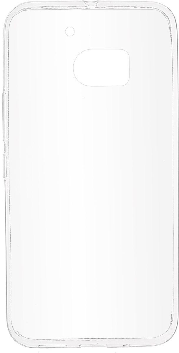 Skinbox Slim Silicone чехол для HTC 10 Lifestyle, Clear2000000107639Чехол-накладка Skinbox Slim Silicone для HTC 10 Lifestyle надежно защитит ваш смартфон от внешних воздействий, грязи, пыли, брызг. Он также поможет при ударах и падениях, не позволив образоваться на корпусе царапинам и потертостям. Чехол обеспечивает свободный доступ ко всем функциональным кнопкам, разъемам и камере смартфона.