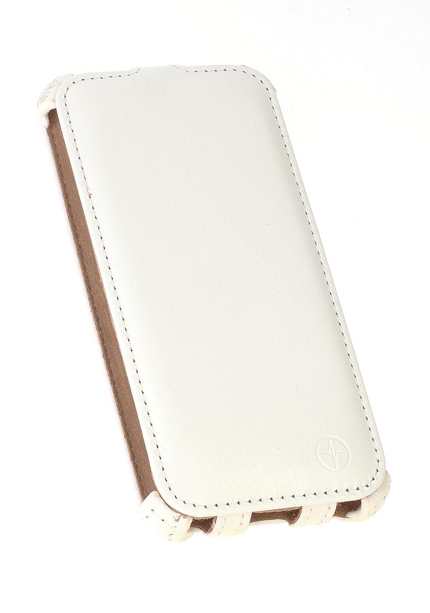 Pulsar Shellcase чехол для Samsung Galaxy A5 2016, White21916Чехол-флип Pulsar Shellcase для Samsung Galaxy A5 (2016) бережно и надежно защитит ваш смартфон от пыли, грязи, царапин и других повреждений. Выполнен из высококачественных материалов, плотно прилегает и не скользит в руках. Чехол оставляет свободным доступ ко всем разъемам и кнопкам устройства.