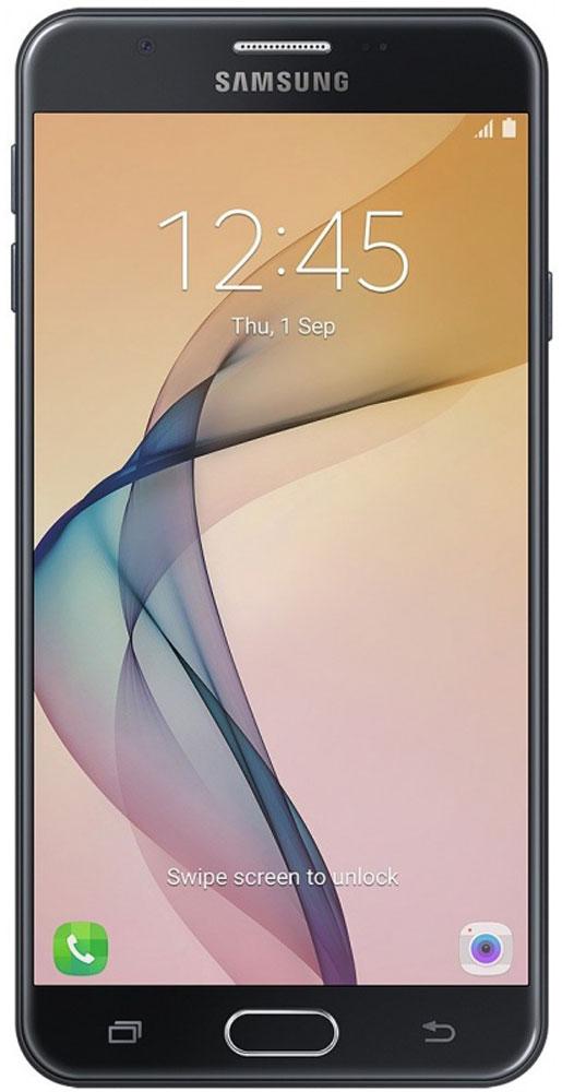 Samsung SM-G570F Galaxy J5 Prime, BlackSM-G570FZKDSERSamsung SM-G570F Galaxy J5 Prime отличается высокой функциональностью и оснащен всеми возможностями для общения и развлечений. Великолепная обработка тонкого металлического корпуса подчеркивает изысканный дизайн. Тонкая рамка экрана позволяет удобно использовать смартфон одной рукой. Функция широкоугольного селфи на фронтальной камере позволяет уместить в кадре всех ваших друзей. Вы сможете получить отличный групповой автопортрет, даже если держите камеру в вытянутой руке, а не на моноподе. Сканер отпечатка пальца позволяет разблокировать смартфон менее чем за секунду. Ваши данные под надежной защитой. Светосильный объектив с диафрагмой F1.9 позволяет получать отличные снимки даже при низкой освещенности, а 13-мегапиксельная камера гарантирует высочайшую четкость изображения и великолепную проработку мельчайших деталей. Увеличенный объем встроенной и оперативной памяти обеспечивают плавную работу и отличную поддержку режима...