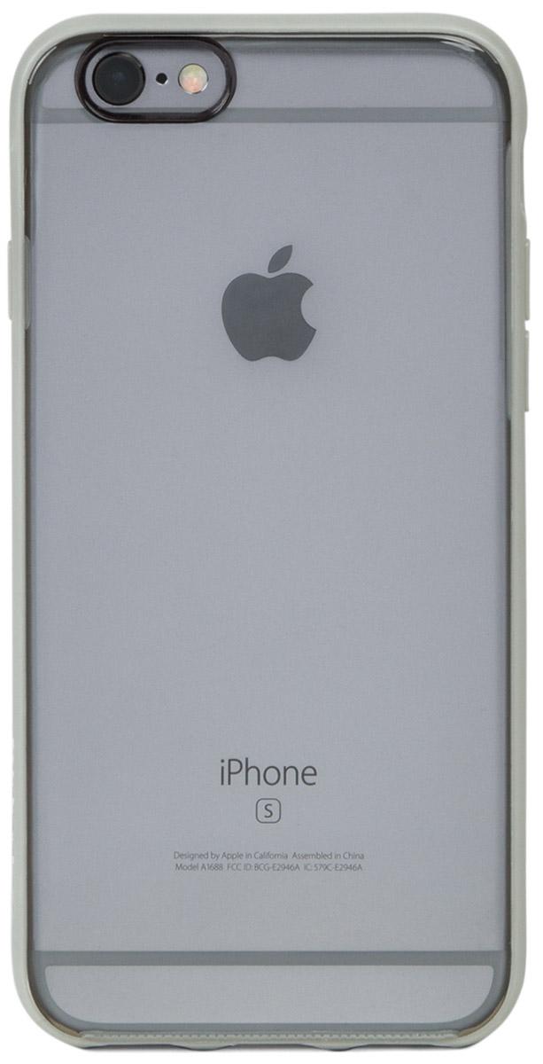 Incase Pop Case чехол для Apple iPhone 6 Plus/6s Plus, Clear GrayCL69456Чехол Incase Pop для Apple iPhone 6 Plus/6s Plus, выполненный в элегантном минималистичном стиле, надёжно защищает телефон. Благодаря прочной задней панели из поликарбоната и прорезиненному периметру этот чехол обеспечивает повышенную защиту от ударов и обладает достаточной гибкостью. Обеспечивает полный доступ ко всем портам и кнопкам устройства.