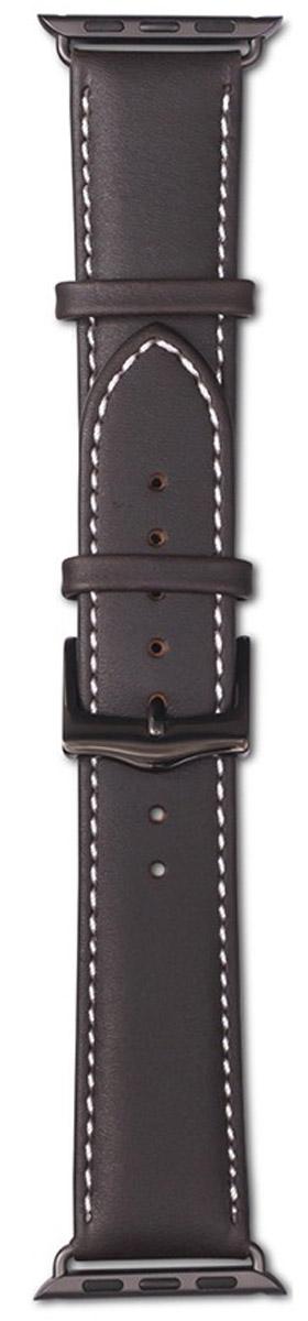 Dbramante1928 Copenhagen Watch Strap, Hunter Dark Grey ремешок для Apple Watch (38 мм)