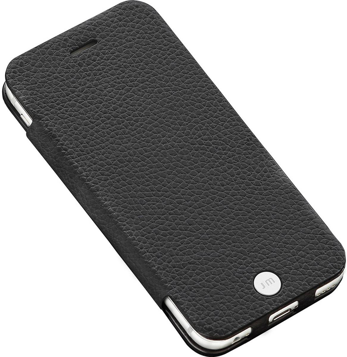 Just Mobile Quattro Folio Case чехол для Apple iPhone 6/6s Plus, BlackLC-269BK