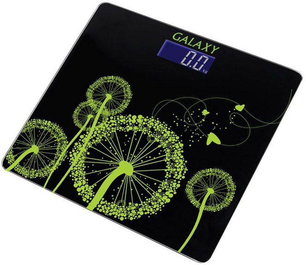 Galaxy GL4802 напольные весы4630003362599Электронные весы Galaxy GL4802 разработаны специально для тех, кто следит за своим здоровьем и физической формой. Стильный дизайн, ультратонкий корпус, большой дисплей! Сверхточная сенсорная система датчиков Жидкокристаллический дисплей с подсветкой