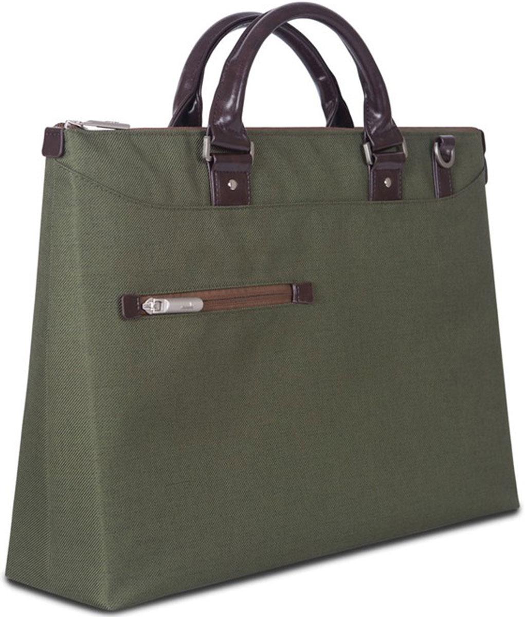 "Moshi Urbana Slim, Green сумка для ноутбука 15"" 99MO078631"