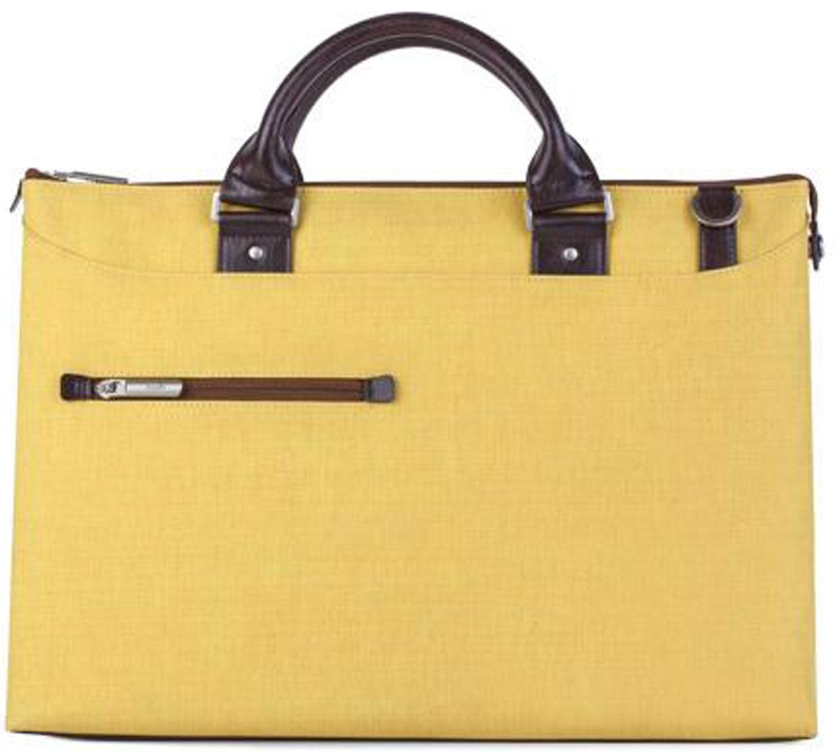 "Moshi Urbana Slim, Tuscan Yellow сумка для ноутбука 15"" 99MO078721"