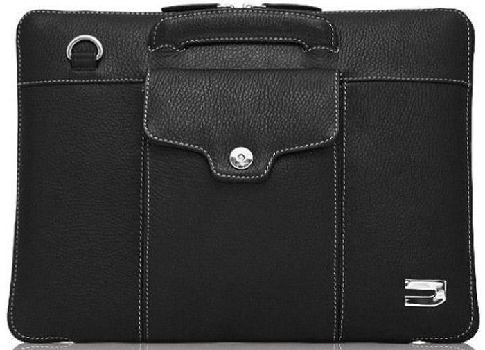 Urbano Leather Habdbag сумка для Apple Macbook 13, Black UZRB13-01