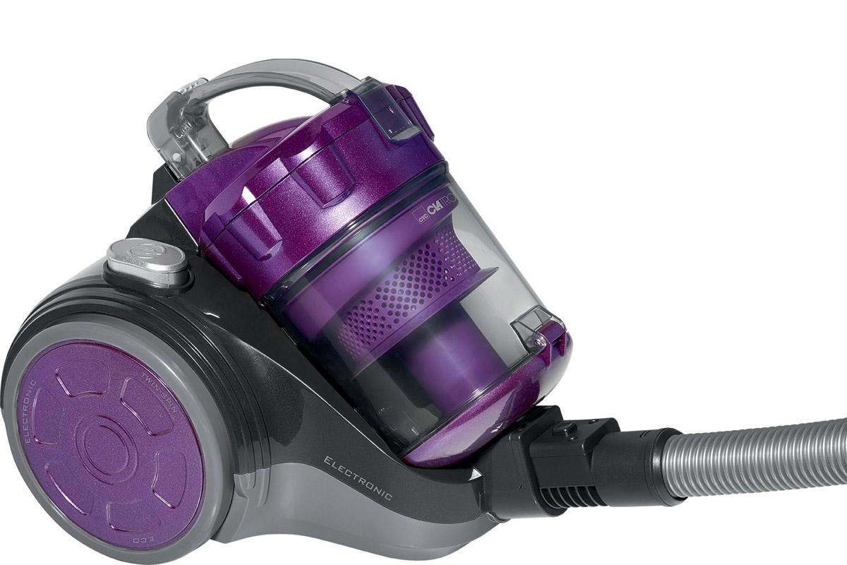 Clatronic BS 1302, Antrazit Violet пылесос