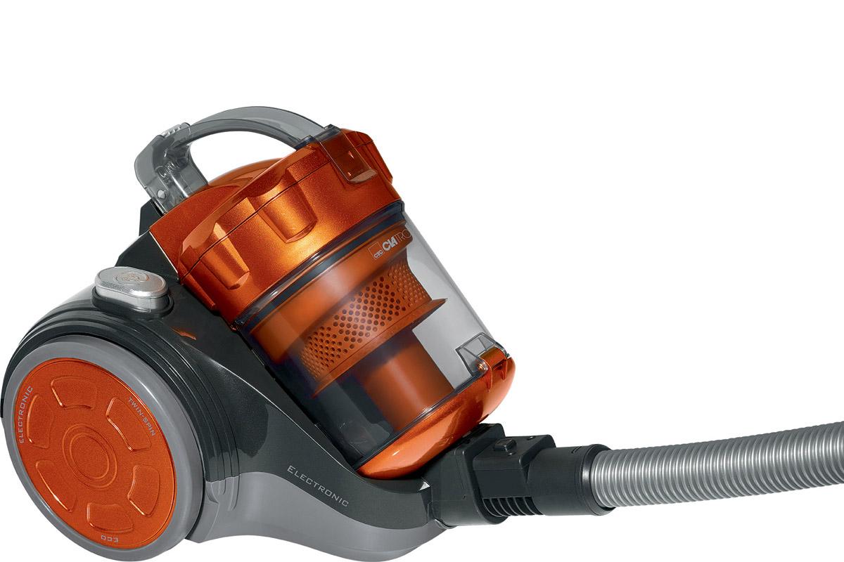 Clatronic BS 1302, Antrazit Orange пылесос