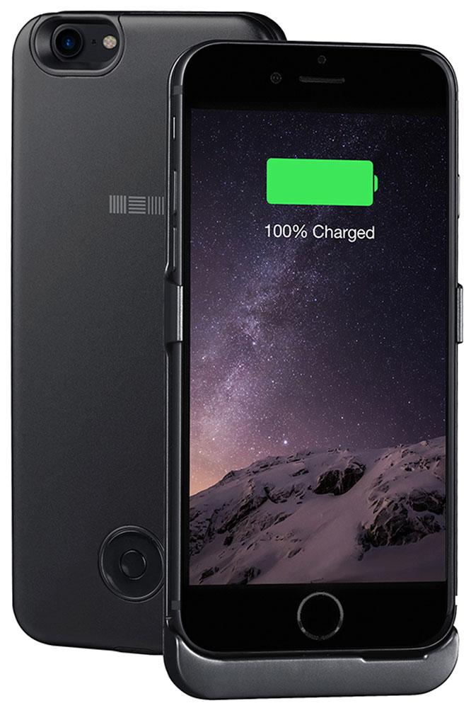 Interstep чехол-аккумулятор для Apple iPhone 7, Black (3000 мАч)47652Чехол-аккумулятор Interstep - стильный и надежный аксессуар для Apple iPhone 7 толщиной всего в 5 мм. Компактные размеры, элегантный дизайн и прочный материал корпуса позволят Interstep не только надежно защитить смартфон от ударов, грязи и царапин, но придадут телефону стильный внешний вид. Встроенный аккумулятор емкостью в 3000 мАч обеспечит смартфон своевременной подзарядкой в самые нужные моменты его использования. Заряжать телефон можно, не извлекая его из чехла, просто подключив адаптер смартфона к чехлу-аккумулятору. Чехол-аккумулятор Interstep поддерживает функцию сквозного заряда. Ставим iPhone в клипкейсе на заряд на ночь - с утра получаем оба устройства заряженными!