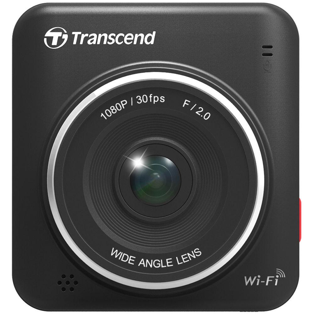 Transcend DrivePro 200 видеорегистратор автомобильный + microSD 16Gb автомобильный видеорегистратор с дисплеем 2 71080p