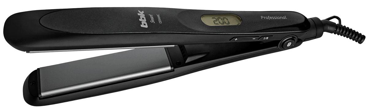 BBK BST3015ILC, Black выпрямитель для волос