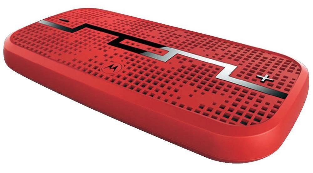 Sol Republic 1501-03 Deck Cont Eur, Vivid Red портативная акустическая система