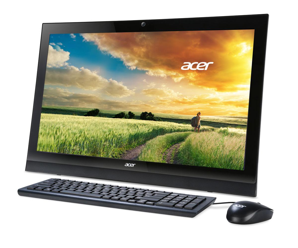 Acer Aspire Z1-623, Black моноблок (DQ.B3JER.006)DQ.B3JER.006Моноблок Acer Aspire Z1-623 оснащен всем необходимым, включая DVD-привод и дискретную видеокарту NVIDIA GeForce 940M. При этом устройство очень компактное и занимает намного меньше места, чем обычный настольный ПК. Этот замечательный моноблок толщиной всего 34,8 мм, что делает работу с ними максимально удобной. Этот универсальный компьютер идеально подходит для просмотра фильмов и серфинга в Интернете. Дисплей Full HD обеспечит превосходное качество просмотра ваших любимых фильмов. Моноблок Aspire серии Z1 оснащен встроенной веб-камерой HD и динамиками Hi-Fi, чтобы вы могли общаться с друзьями без ограничений. Acer Aspire Z1-623 оснащен регулируемой подставкой, которая позволяет выбрать наиболее удобный способ просмотра любого контента: от веб-страниц до любимого фильма. Кроме того, устройство снабжено удобными отверстиями на корпусе для прокладки кабелей, что позволяет освободить рабочее пространство. Точные характеристики...