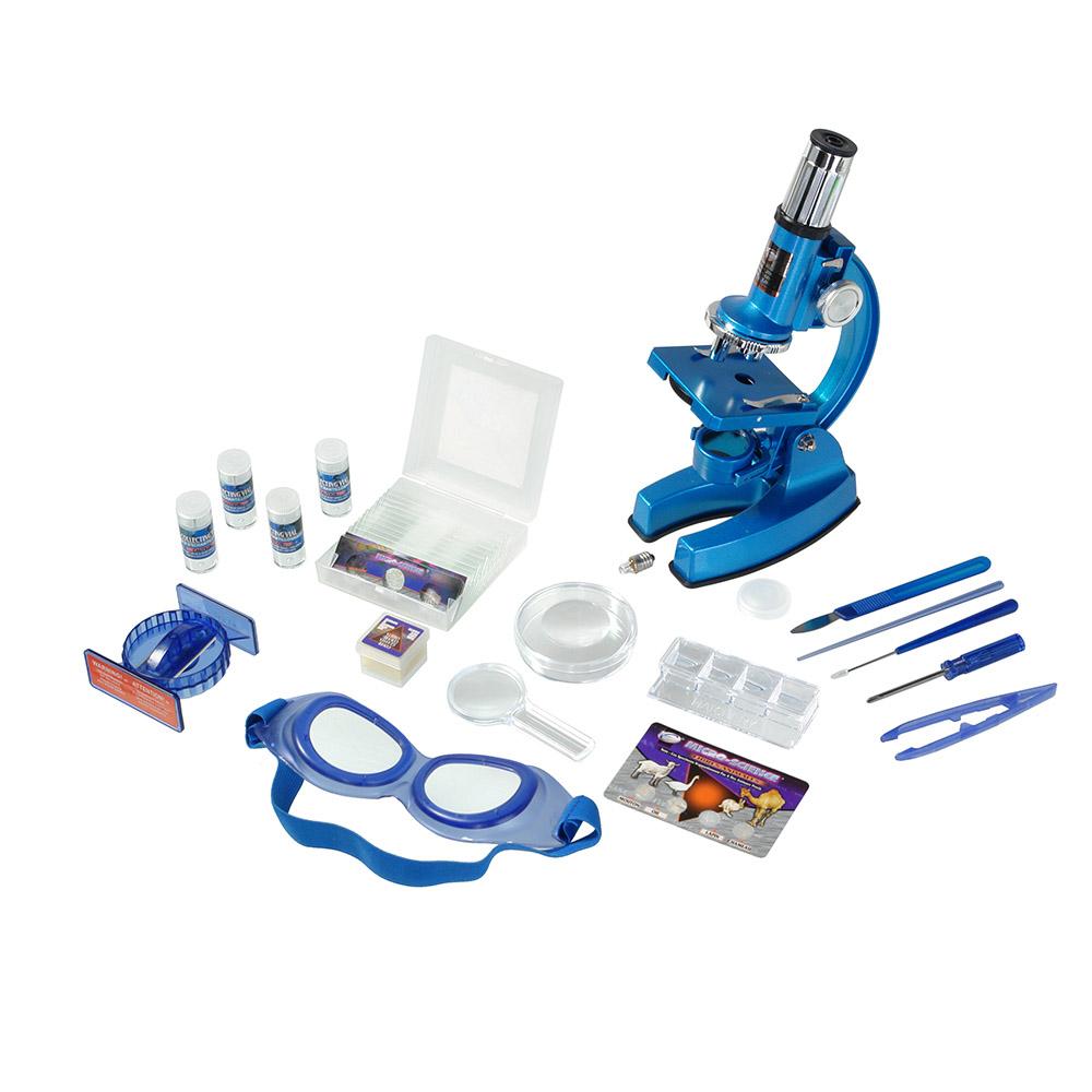 Eastcolight Micro-science 11341, Blue микроскоп
