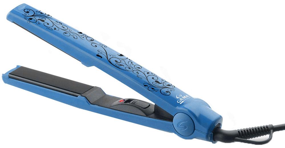 GA.MA P21.CP1, Blue выпрямитель для волос8023277119185Выпрямитель GA.MA P21.CP1 достигает своей постоянной температуры 210°C очень быстро. Керамическое покрытие защищает ваши волосы, сохраняя их мягкими и здоровыми. Система плавающих пластин обеспечивает их идеальное прилегание к каждой пряди, предотвращая чрезмерное тепловое воздействие и гарантируя максимально бережную укладку. Шнур длиной 3 метра, вращающийся на 360°, обеспечивает максимальную свободу движений во время использования.Размер пластин: 23 мм х 90 мм