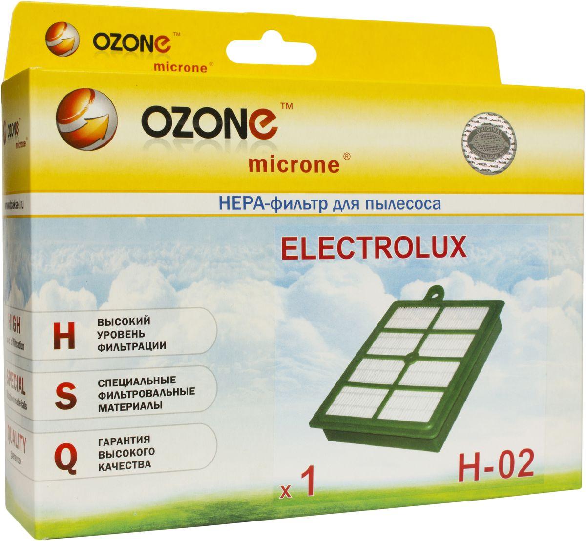 Ozone H-02 HEPA фильтр для пылесосаH-02HEPA фильтр Ozone microne H-02 высокоэффективной очистки предназначен для завершающей очистки воздуха в помещении, которое требует высокое качество воздуха, например, медицинских помещений. Фильтр состоит из мелкопористых материалов, что служит эффективному задерживанию частиц размером до 0,3 мкм. Фильтры HEPA последнего поколения имеют степень очистки воздуха около 95-97%. Фильтры не подлежат к промывке, а значит, они являются одноразовыми.