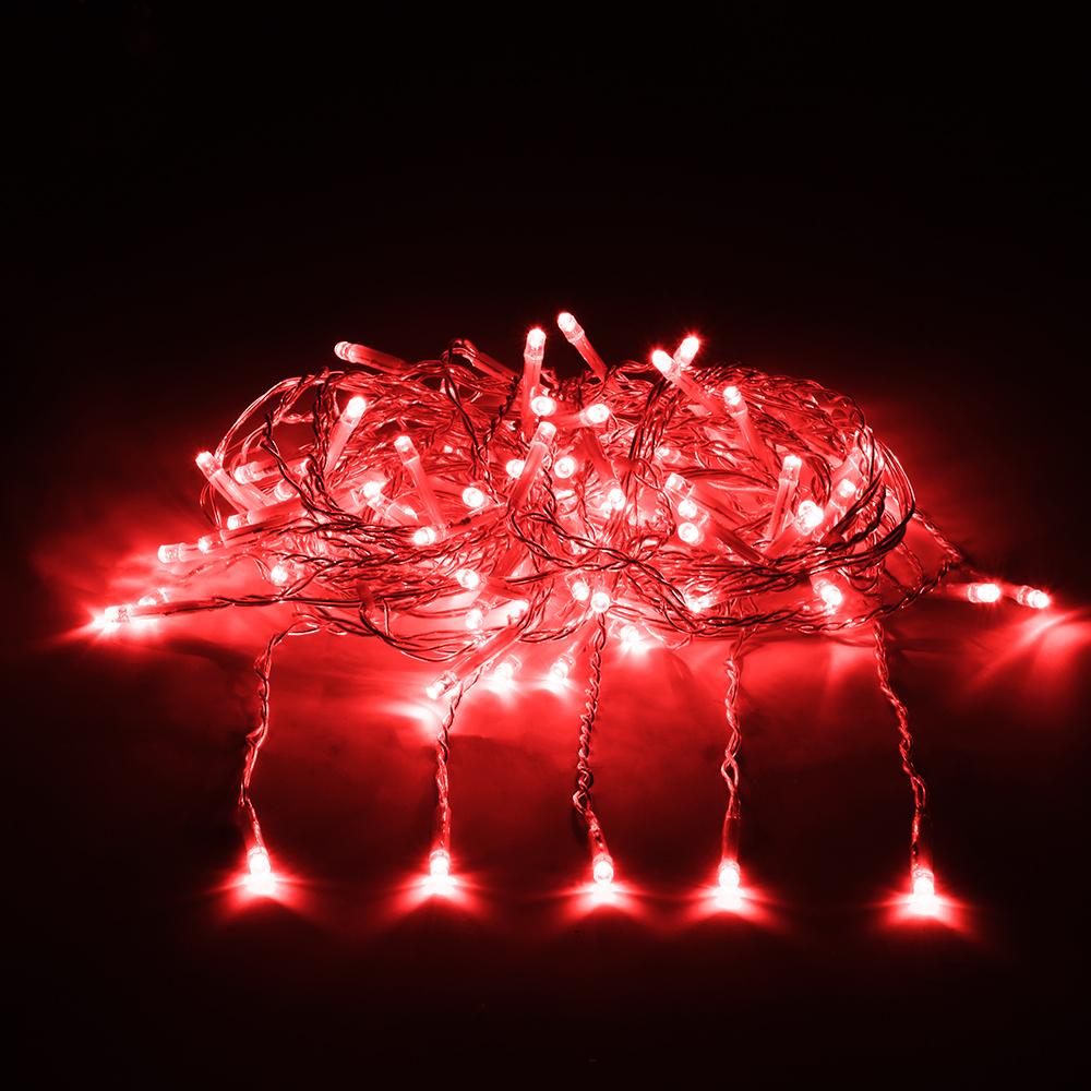 Гирлянда-конструктор электрическая Vegas Занавес, 192 лампы, длина 4 м, свет: красный. 5502755027Уважаемые клиенты! Обращаем ваше внимание - трансформатор не входит в комплект! Приобретается отдельно. Профессиональная серия гирлянд VEGAS - Гирлянды-конструктор (24V). Универсальные гирлянды используются для внешнего и внутреннего декорирования (дома, рестораны, загородные дома, мероприятия), для применение как в зимний период, так и летом. Есть возможность последовательного соединения до 1 500 LED. Трансформатор НЕ входит в комплект! Приобретается отдельно. Без трансформатора VEGAS гирлянду невозможно подключить к электричеству. Электрогирлянды и аксессуары марки VEGAS не подключаются к электрогирляндам других производителей. Преимущества гирлянд ТМ «VEGAS»: - абсолютная безопасность для людей и животных (питание 24 v); - большой срок службы (до 25 000 часов); - универсальность (гирлянды имеют прозрачный провод, который впишется в любую цветовую интерьерную гамму, и соединяются между собой при помощи единых влагозащитных коннекторов); ...