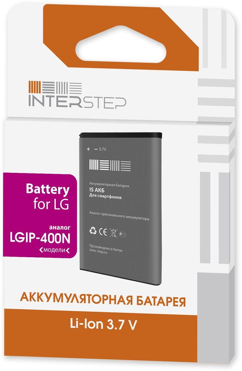 Interstep аккумулятор для LG GX200/GX300/GX500 (1400 мАч) IS-AK-LGGX200BK-140B201