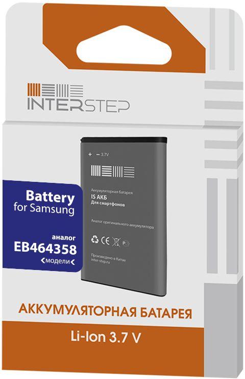 Interstep аккумулятор для Samsung Galaxy Y Duos S6102/Galaxy Mini 2 S6500 (1450 мАч) IS-AK-SAM6102BK-145B201