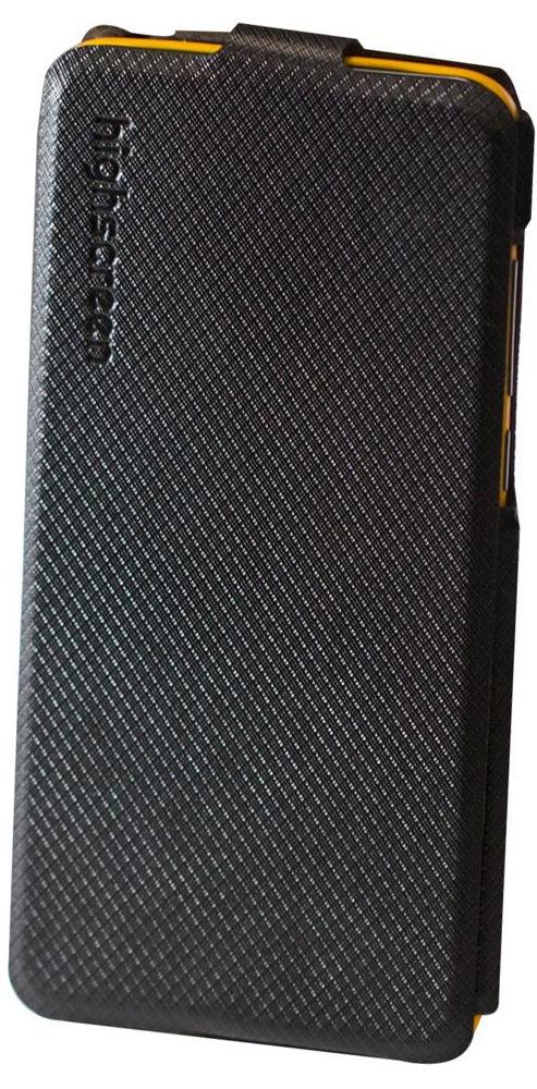 Highscreen Fleep Case чехол для Easy L/Pro, Black23583Чехол Highscreen Fleep Case для Highscreen Easy L/Pro, Black надежно защищает ваш смартфон от внешних воздействий, грязи, пыли, брызг. Он также поможет при ударах и падениях, не позволив образоваться на корпусе царапинам и потертостям. Чехол обеспечивает свободный доступ ко всем функциональным кнопкам смартфона и камере. Чехол Skinbox - это стильная и элегантная деталь вашего образа, которая всегда обращает на себя внимание среди множества вещей.