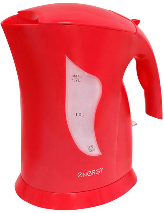 Energy E-208, Red электрический чайник