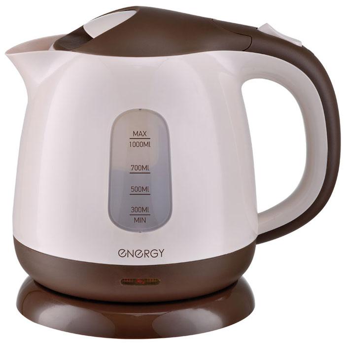 Energy E-275, White Brown электрический чайник
