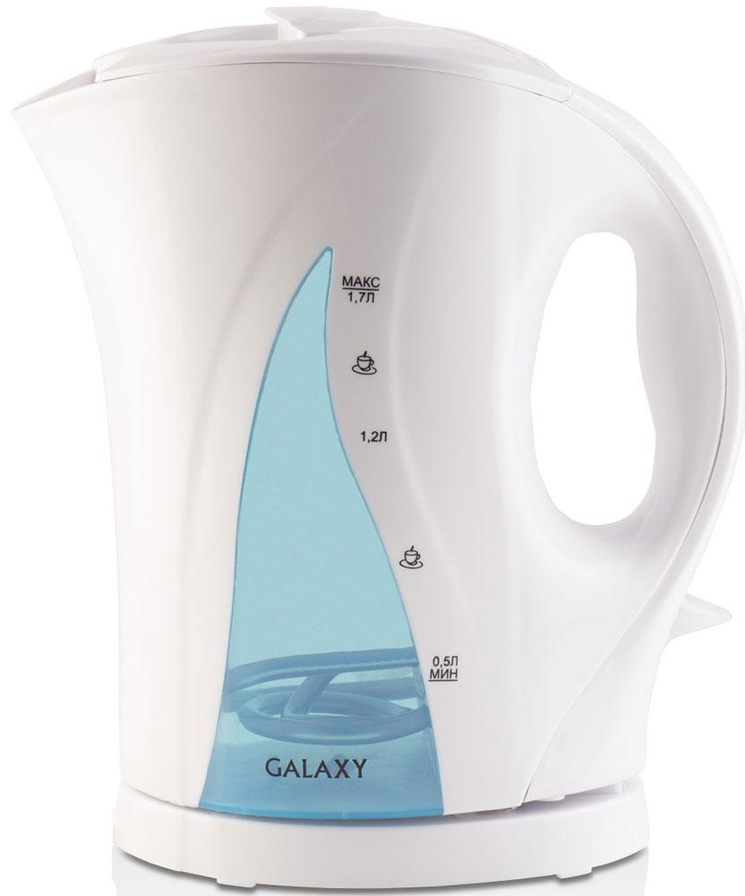 Galaxy GL 0101, Light Blue электрический чайник