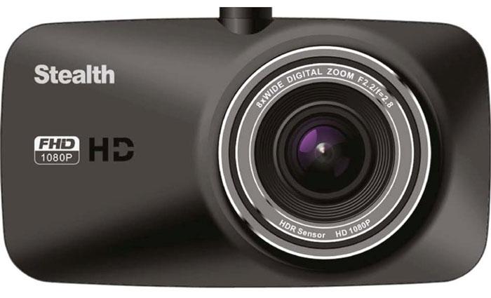 Stealth DVR ST 240, Black видеорегистраторDVR ST 240Видеорегистратор Stealth DVR ST 240 отличается удобной конструкцией: все кнопки управления вынесены на тыльную сторону рядом с цветным ЖК-дисплеем диагональю 2,7 дюйма.Данная модель оснащена объективом с широким углом обзора 135°, динамиком и микрофоном, что гарантирует запись полной картины в любой дорожной ситуации.Регистратор Stealth DVR ST 2400 записывает видео в Full HD-качестве (1080p). Оборудован датчиком движения и датчиком удара. Поддержка карт памяти формата microSD объемом до 32 ГБ обеспечивает бесперебойную съемку и дальнейшее хранение файлов. Видеорегистратор питается от автомобильного прикуривателя или встроенного резервного аккумулятора емкостью 180 мАч.
