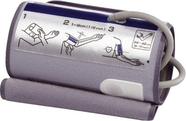 Omron Манжета Comfort Cuff для 773/М7/M6 Comfort/M5 Comfort/M10-IT/i-C10УТ000001302Точно. Быстро. Комфортно Подходит для автоматических тонометров: OMRON M5 Comfort, OMRON M6 Comfort, OMRON M10-IT, OMRON i-C10.
