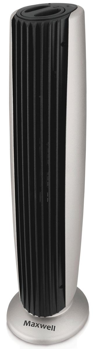 Maxwell MW-3602(РR) очиститель воздухаMW-3602(РR)Как очистить воздух в помещении от пыли и вредных микроорганизмов? Приобретайте уникальный воздухоочиститель Maxwell MW-3602 PR! Компактный прибор представлен в корпусе колонного типа, за счет чего для его установки не требуется много места. Управление данной моделью осуществляется за счет одного поворотного переключателя, расположенного в верхней части корпуса. Очиститель воздуха идеален для небольшой комнаты и прекрасно впишется в любой интерьер благодаря черно-серой расцветке. Очиститель обеспечит в вашем доме чистоту воздуха и здоровье всей семьи!