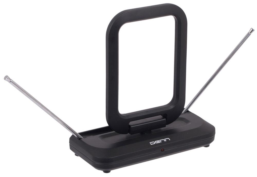Denn DAA250, Black комнатная ТВ-антенна