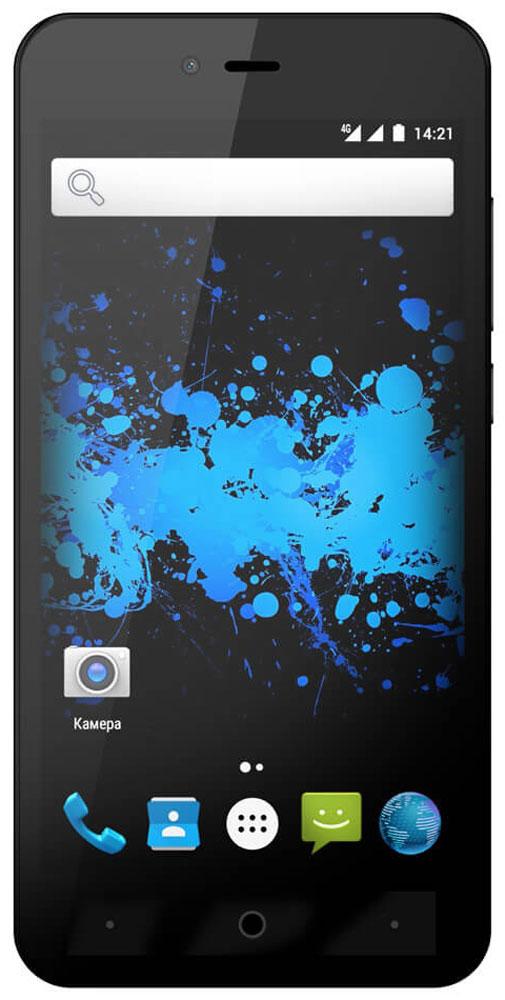 Highscreen Easy L Pro, Black23542Highscreen Easy L Pro - простой и доступный смартфон с хорошей батареей, отличным экраном, да еще и с поддержкой 4G/LTE. Что еще нужно для полного счастья? Четыре правильных цвета из которых вы точно выберете свой. Матовый шероховатый корпус имеет прекрасную эргономику и сбалансированные размеры. Яркий и контрастный HD-экран, выполненный по технологии OnCell, обеспечивает естественную цветопередачу. Повышенная чувствительность дисплея поможет в динамичных играх и при наборе текста, когда требуется моментальный отклик и точное попадание. Данная модель работает на базе чистого Android Marshmallow, производитель не ставит дополнительные приложения и игры, чтобы не занимать лишнюю память и дать вам свободу выбора. Ощутите всю прелесть точной навигации, вы сможете точно определять свое местоположение и быстро прокладывать маршруты из точки A в точку B. Телефон сертифицирован EAC и имеет русифицированный интерфейс меню, а...