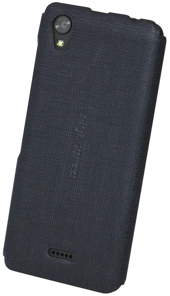 Highscreen Clip Case чехол для Razar, Black23848Оригинальный чехол Highscreen Clip Case для смартфона Razar надежно защитит ваш телефон от царапин, сколов и незначительных механических повреждений. Он также обеспечивает свободный доступ ко всем функциональным кнопкам, разъемам и камере смартфона.