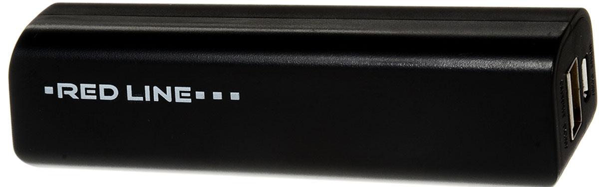 Red Line R-3000, Black внешний аккумуляторУТ000008703Универсальный внешний аккумулятор Red Line R-3000 предназначен для зарядки различных мобильных устройств. Благодаря компактному размеру и малому весу вы всегда можете держать внешний аккумулятор при себе и оперативно заряжать ваше мобильное устройство.