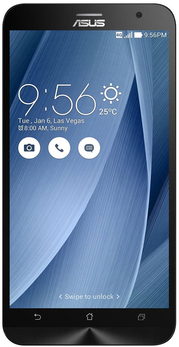 ASUS ZenFone 2 ZE551ML 32GB, Silver (90AZ00A5-M01510)90AZ00A5-M01510Asus ZenFone 2 (ZE551ML) выполнен в совершенно новом корпусе, который, тем не менее, обладает типичными для смартфонов Asus декоративными элементами, такими как узор из концентрических окружностей. Расположенные на задней панели кнопки управления громкостью звука и камерой очень легко нажимать указательным пальцем. Смартфон оснащается ярким 5,5-дюймовым IPS-дисплеем с высокой пиксельной плотностью, который выдает невероятно четкое изображение. ZenFone 2 (ZE551ML) оснащен 64-битным процессором Intel Atom Z3580 с частотой 2,3 ГГц, который наделяет данный смартфон высокой скоростью в многозадачном режиме, какие бы мобильные приложения вы ни использовали. Для дополнительного ускорения эта модель снабжена большим объемом системной памяти - 4 ГБ. ZenFone 2 оснащается 13-мегапиксельной камерой для съемки фотографий и видео в высоком разрешении. В устройстве реализовано множество технологий и функций, направленных на улучшение качества фотоснимков. ...