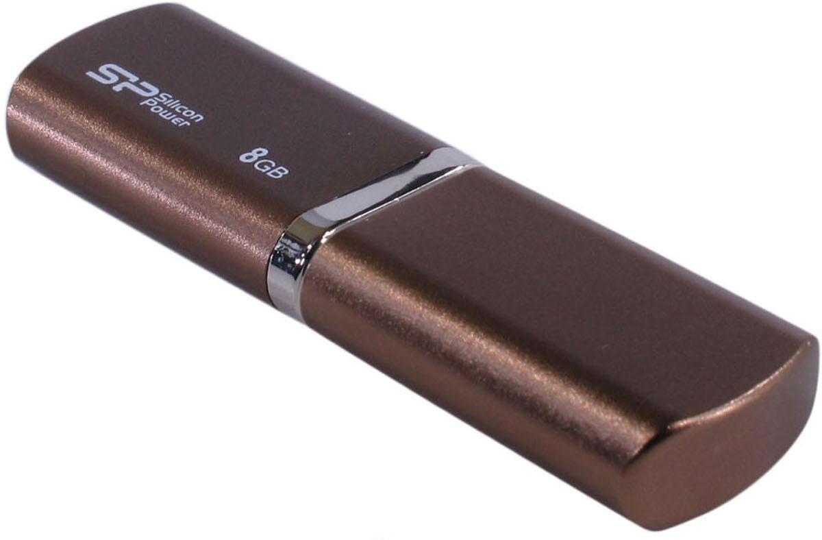 Silicon Power Luxmini 720 8GB, Bronze (SP008GBUF2720V1Z)