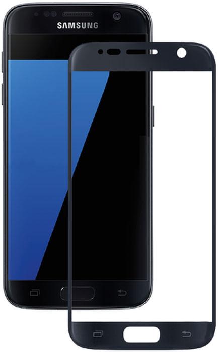 Deppa защитное стекло для Samsung Galaxy S7, Black (3D)62000Защитное 3D-стекло Deppa полностью повторяет форму дисплея Samsung Galaxy S7, обеспечивая его 100% покрытие. Скругленный край защищает боковые грани устройства, приятен на ощупь, создает ощущение целостности экрана. Стекло обладает всеми необходимыми свойствами для максимальной защиты экрана вашего устройства. Цвета 3D-стекла представлены в лаконичном стиле Samsung.