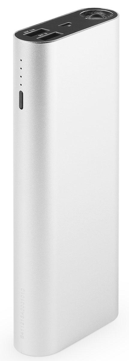 Rombica Neo ZX104 внешний аккумуляторZX-00104Внешний аккумулятор Rombica Neo ZX104 заряжает большинство мобильных устройств: смартфоны, планшеты, плееры, цифровые камеры и многое другое. Легкий и компактный источник энергии у вас в кармане! Оборудован батареей большой емкости, что позволяет в условиях отдаленности от электрических сетей, продлить использование мобильных устройств. Множественная система защиты для безопасной зарядки устройств. Оснащен мощным LED-фонарем c режимом стробоскопа.