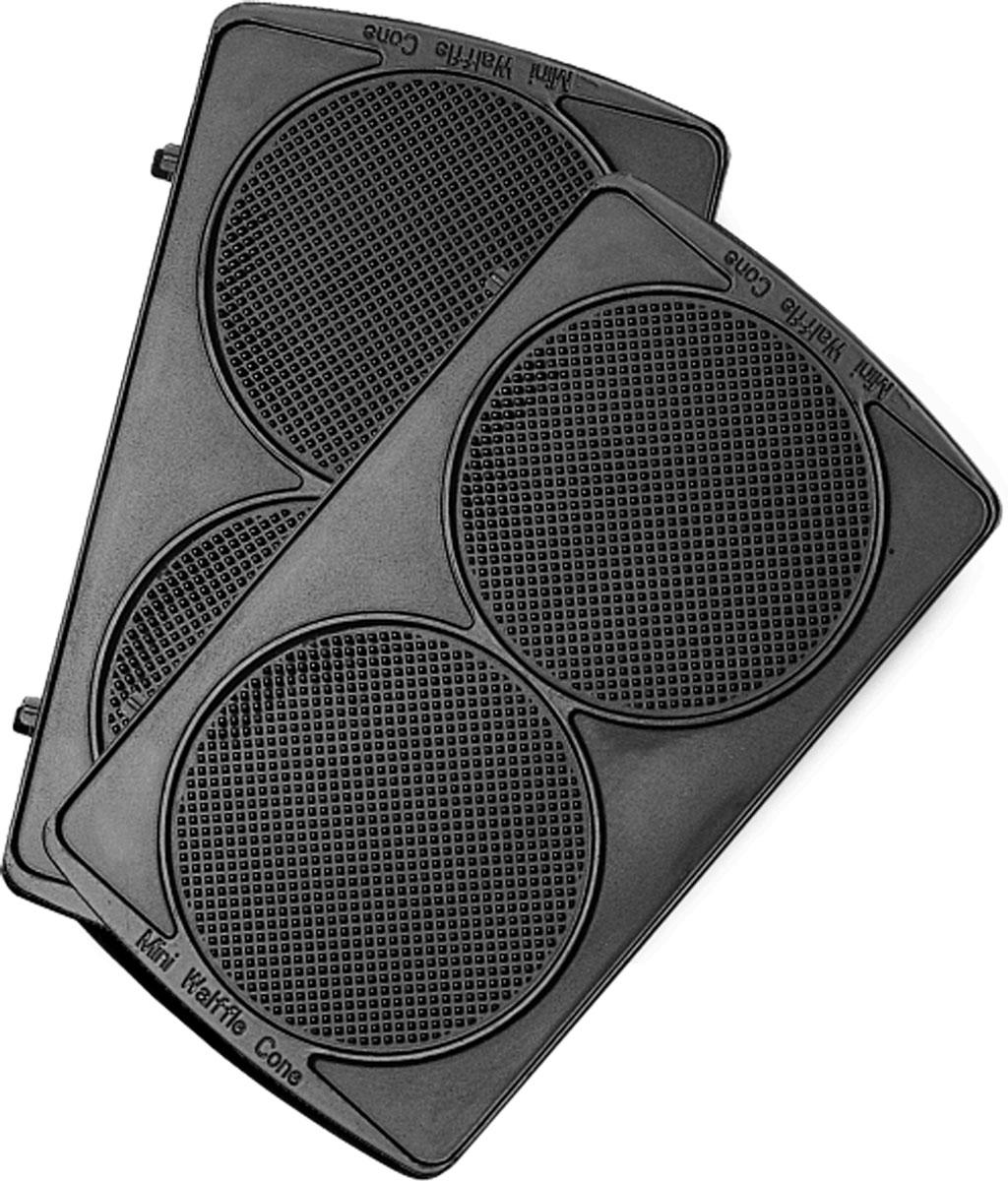 Redmond RAMB-12 панель для мультипекаряRAMB-12Универсальные съемные панели для любого мультипекаря Redmond! Позволят приготовить тонкие бельгийские вафли с медом или сгущенным молоком, а также – легкие крекеры. Панели изготовлены из металла с антипригарным покрытием – они долговечны и легки в уходе. Подходит для использования в мультипекарях Redmond: RMB-M600, RMB-M601, RMB-M602, RMB-M603, RMBM604, RMB-M605, RMB-M606, RMB- M607, RMB-M608, RMB-M609, RMB-M610, RMB-611.
