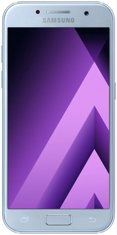 Samsung SM-A720F Galaxy A7 (2017), BlueSM-A720FZBDSERСовременный минималистичный корпус из 3D-стекла и металла, а также 5,7-дюймовый экран Full HD sAMOLED - все это отличительные черты Samsung Galaxy A7 (2017). Плавные линии корпуса, отсутствие выступов камеры, утонченная и элегантная отделка позволяют получить настоящее удовольствие от использования смартфона. Будьте законодателями трендов, а не просто следуйте им. Стильные цветовые решения идеально гармонируют с корпусом из стекла и металла, создавая динамичный и цельный образ. Четыре модных цвета на выбор превосходно дополнят ваш стиль. Запечатлите памятные моменты. Благодаря высокому разрешению основной камеры в 16 Mп фотографии всегда будут яркими и красочными. Вместе с Galaxy A7 (2017) почувствуйте себя профессиональным фотографом. Наличие широкого выбора фильтров позволяет подойти к процессу съемки более креативно. Теперь каждая фотография будет особенной. Идеальные селфи даже ночью. Где бы вы ни находились - на...