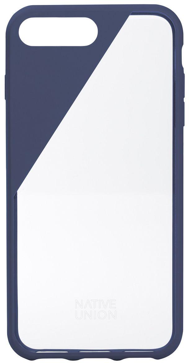 Native Union Clic Crystal чехол для iPhone 7 Plus, Blue CLICCRL-MAR-7P